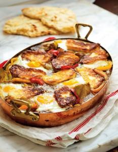 persian eggs recipe