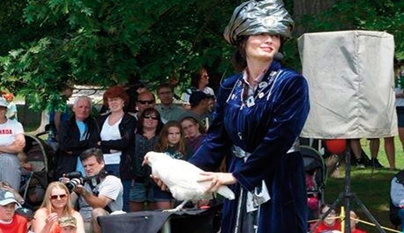 fowl hypnotist