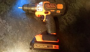 essential tools power screwdriver drill
