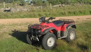 Farm Quad Bike