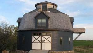 Prefabricated barn kits make barn-building easier.