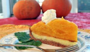 pumpkin mousse cheesecake recipe