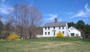 sustainable farmhouse