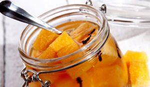 pumpkin pickles pickled