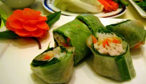 spring rolls holiday traditions