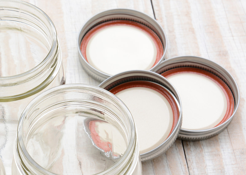 canning jars lids