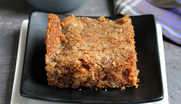 Parsnip Coffee Cake