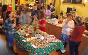 John D. Ivanko holiday cookies cookie exchange