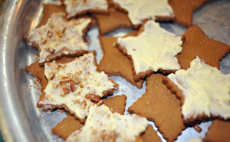 holiday cookies cookie exchange