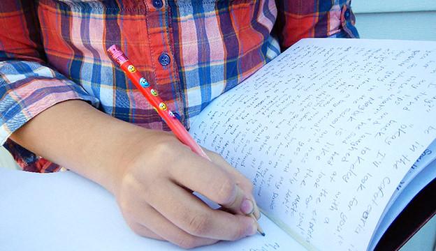 Start a gratitude journal during the holidays.