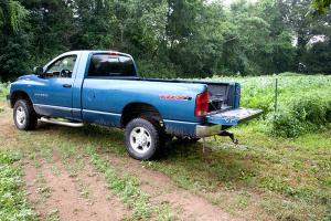 farm equipment truck