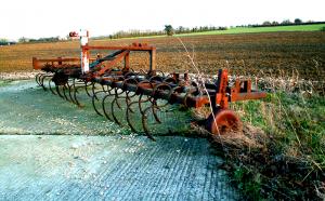 farm equipment harrows
