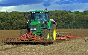 farm equipment seed drill