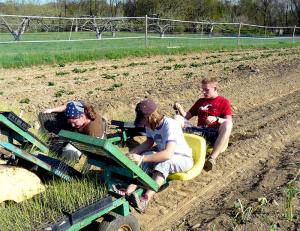 farm equipment transplanter