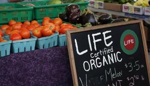 California organic label law