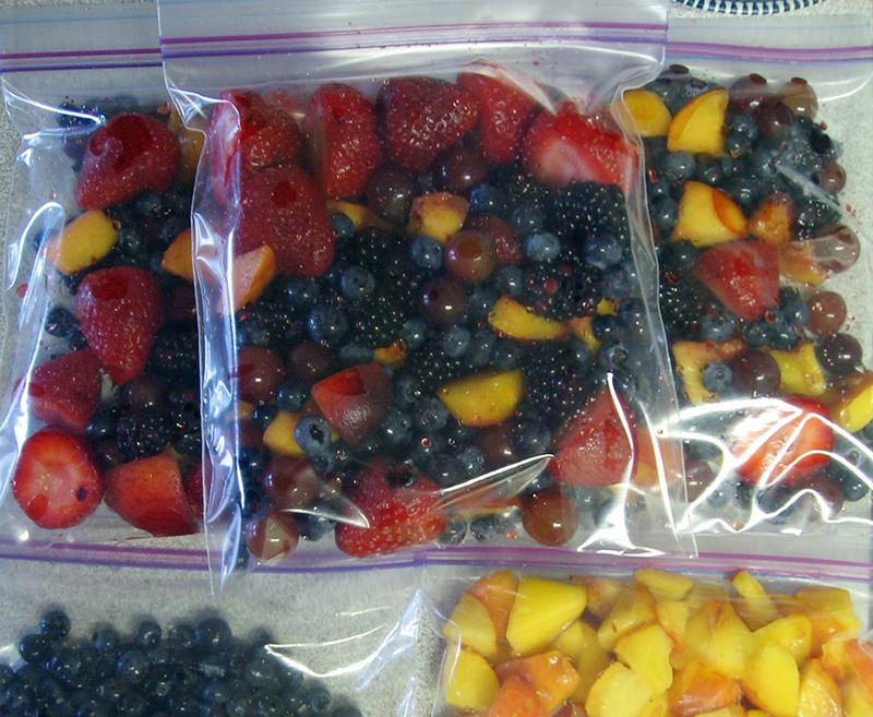 food preservation freezing