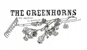The Greenhorns logo