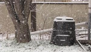 winter compost