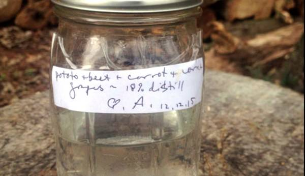Uf Hack Moonshine From Vegetable Scraps Hobby Farms