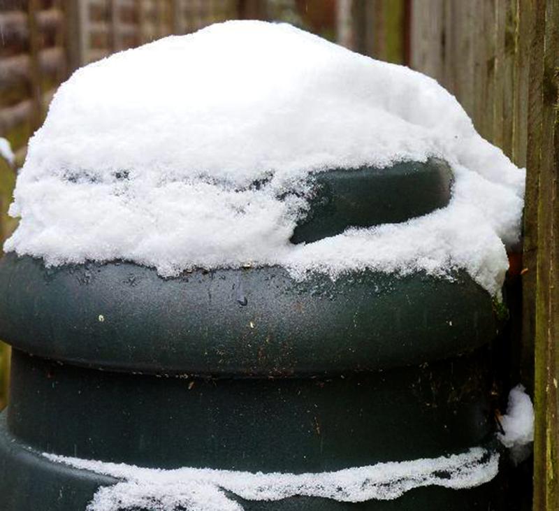compost winter
