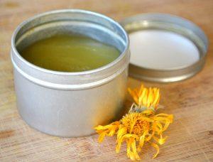 basic herbal body care winter