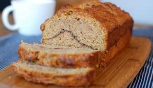 Banana Sweet-Potato Bread