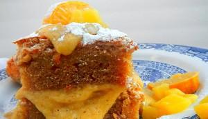 Sourdough Breakfast Cake