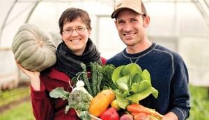 Ben Hartman, Rachel Hershberger, Clay Bottom Farm