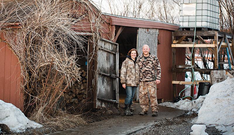 Denise and Mark Beyers