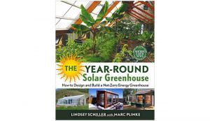 The Year-Round Solar Greenhouse
