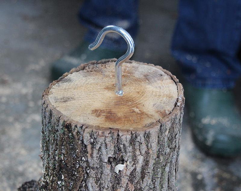 screw in a hook