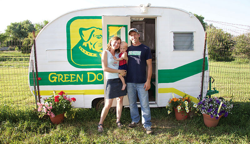 green dog farm