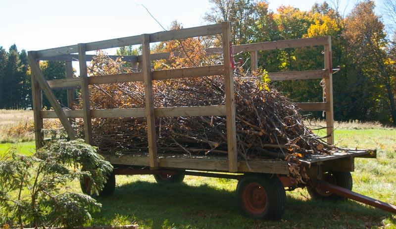 hay wagon uses