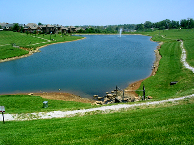 water quality quantity pond