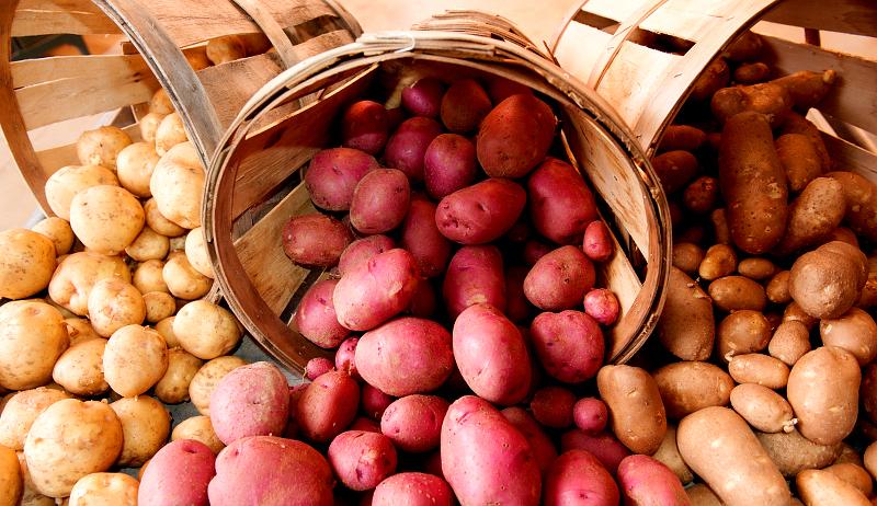 potatoes marketing