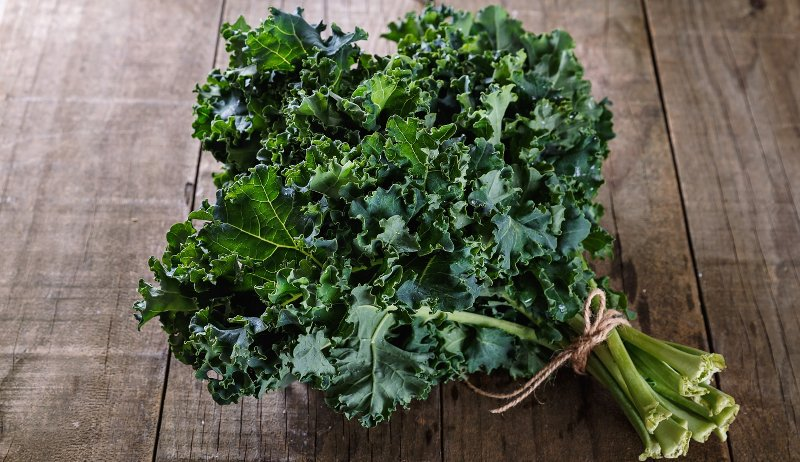kale marketing early spring crops