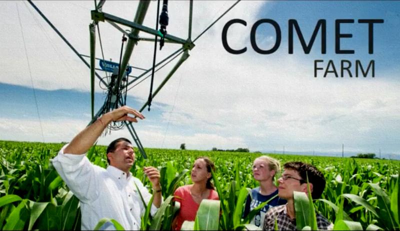 carbon comet-farm