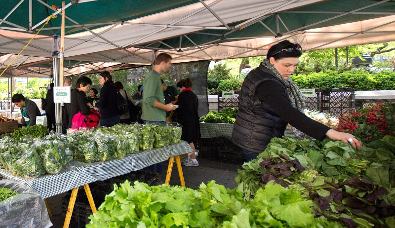 market farmers customer relationships