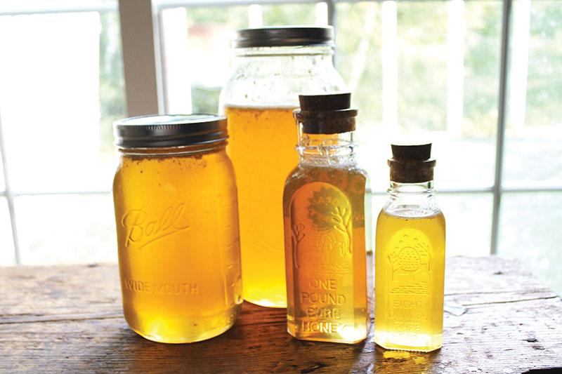 cold antler farm honey