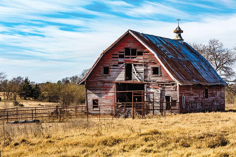 barns restoration repair