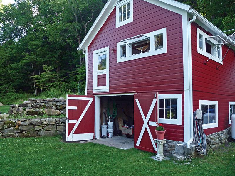 barns repair restoration