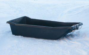 sled snow farm