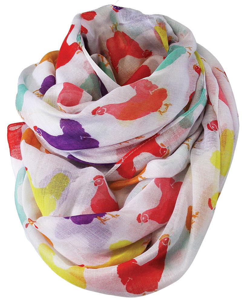 chicken scarf
