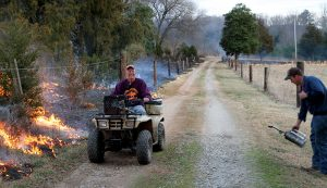 controlled burns