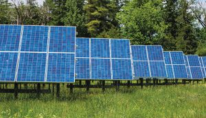 solar power land leases