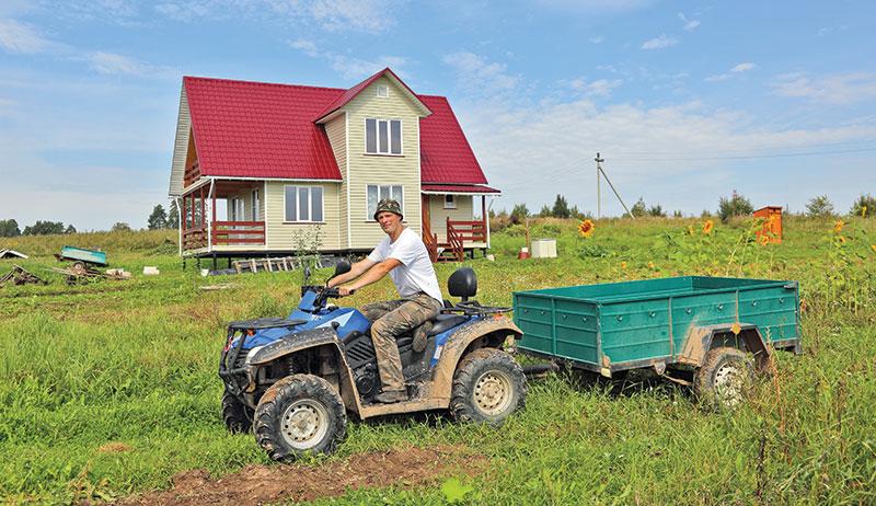 ATV UTV farm