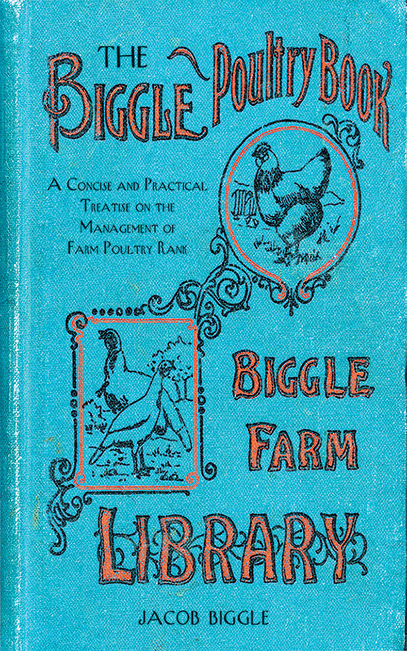 biggle poultry book cover history chickens