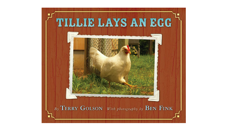 Tillie Lays an Egg