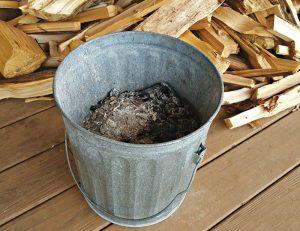 soil amendments wood ash