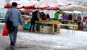 sell vegetables winter farmers markets business